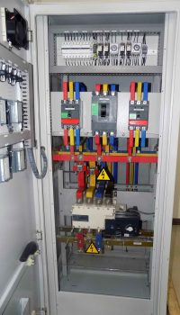 Automatic Transfer Switch Panel B